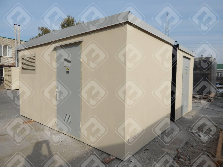 Комплектные трансформаторные подстанциии в бетонном корпусе